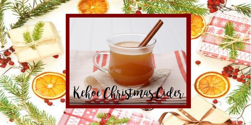 Kehoe Christmas Cider