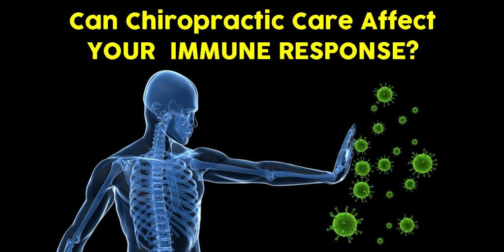 Chiropractic and YOUR Immune Response